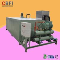 New Tech Direct Freezing Block Ice machine for Vietnam
