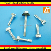hex head self drilling or tapping screw type 17 for sale
