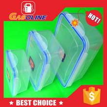 Durable promotional vacuum food storage containers pump