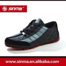 Calzados deportivos de altetísimo para hombres con 4 colores opcionales