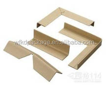 Locking buckle paper corner protector for furniture