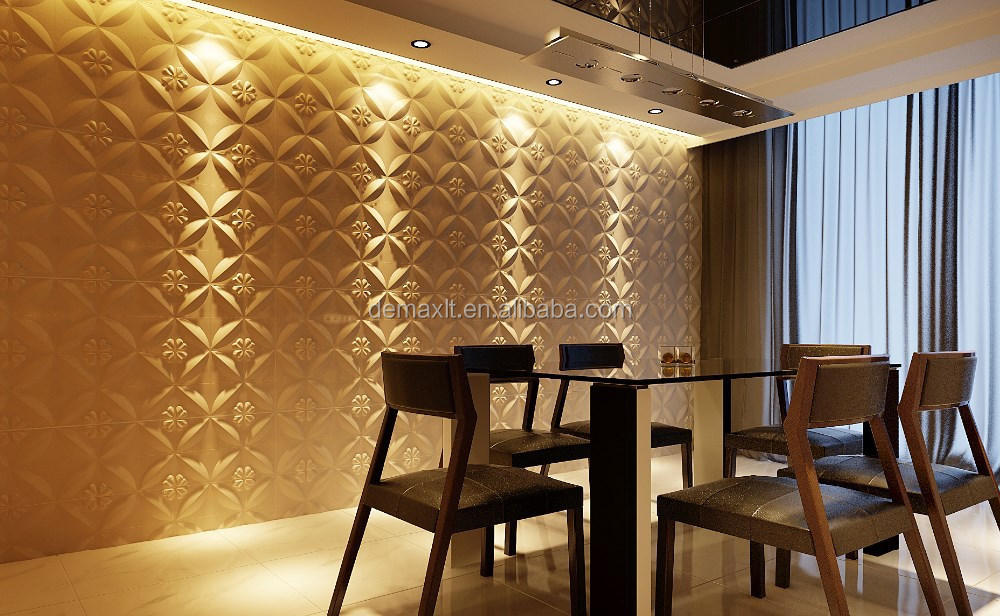 Other Home Decor Type And 3d Bamboo Wall Panels 3d Board
