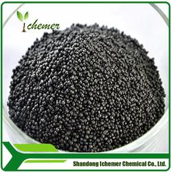 Dark Brown Powder High Potassium Organic Fertilizer for Rubber