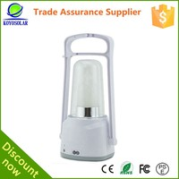 40LED Solar Fan Camping Battery Rechargeable Lantern