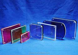 magnetic/customize design acrylic photo frame