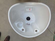 2015 Ceramic Shampoo bowl for barber's shop
