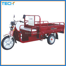 China manufacturer electric three wheel vehicle for cargo and passenger