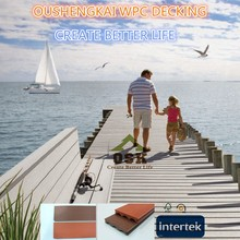 Wholesale WPC Decking/Flooring for Outdoor WPC Decking