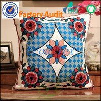 2014 Best Selling Embroidered Cushion Covers