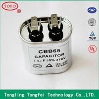 CBB65 capacitor 250V 47uf