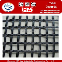 manufacturer welding pp geogrid Fiberglass Geogrid With CE Certificates