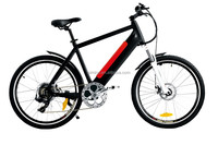 EMAX hidden battery electric mountain bikes