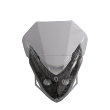 Chinese factory wholesale spare parts good quality led motorcycle headlight