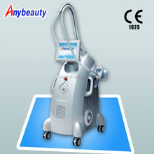 Anybeauty vertical cavitaion velashape RF body traction machine