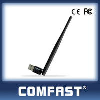 150Mbps Wireless Adapter RTL8188EUS Wifi Usb Adapter with 5dBi antenna Free Sample COMFAST CF-WU755P Wireless Lan