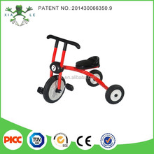 2015Hot sale kids trike 2 wheeler pedal bike for amusement park
