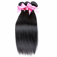 Hot Selling!!! Double Drawn Thick Ends 100 human Hair Extension