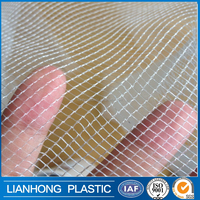 (shandong factory)leno knitted anti hail net for plant, agriculture fruit hail protection net
