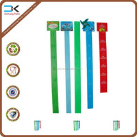 Customized pp plastic display clip strip for supermarket