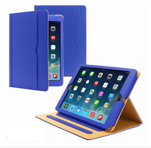 """2015 New Fashion Smart Cover Flip pu Leather case for ipad pro 12.9"""" with auto-wake up"""