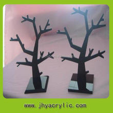 Excellent quality hot sale jewelry rack/jewelry doll stand black