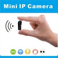 Mini WiFi IP P2P spy micro camera
