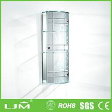 Wall-mounted natural cheap kav soft close drawer sliding door
