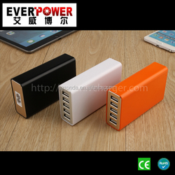 Everpower Family size 5 port usb battery charger