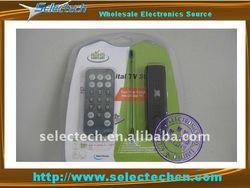 Digital digital tv recording dvb-t tv stick with Remote control tv SE-DVBT-S90