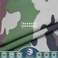 Cotton/Poly 85/15 Military Digital Camouflage Printed Fabric with Anti infrared and Anti mosquito