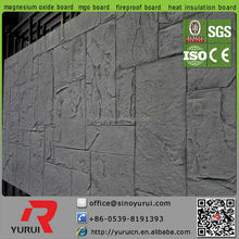Durability and long service life wood mix mineral board