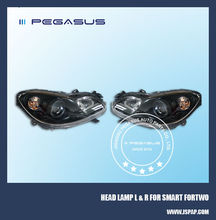 Tuning body kit head lamp L/R for Smart fortwo A 451820 0159 / 0259