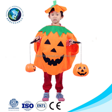 Halloween day gift pumpkin halloween makeup cute new pumpkin design party cosplay kids halloween costume