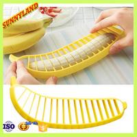 2015 Hot Sale Banana Slicer Cutter For Fruit Salad