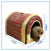 New Design Popular Folded Pet House Dog Cage With Cushion