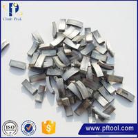 wholesale china import diamond drill segment for core bit