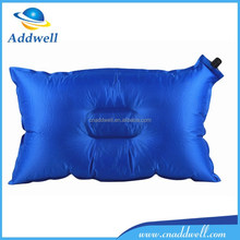 Outdoor travel camping automatic inflatable pillow