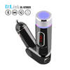 New Wireless Hands-free Car Kit Bluetooth FM Transmitter MP3 Player With Mic