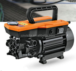 140 bar high pressure washer withinduction copper motor