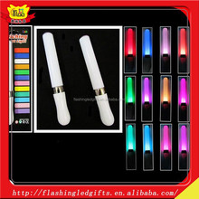 Glow Stick With 12 Color Changing Popular Led Flashing Light Stick For Concert Party Accessories Light Up Lighting Stick