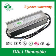 shenzhen factory dali meanwell 50w IP67 constant current led driver