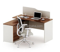 Office Furniture Wholesale Small Size Cubicles with Glass Wall Partition(FOH-HCZ1412B)
