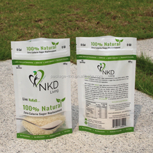 recycled tote ziplock plastic pet food bags