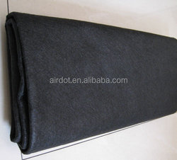 Non-Woven Activated Carbon Fiber felt