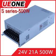 220v to 24v20A 500W high voltage switch power supply