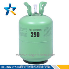 Green R290 with 99.9% purity refrigrant Y