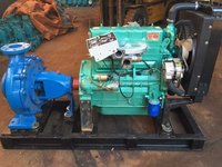 IS Factory wholesale agricultural irrigation diesel water pump