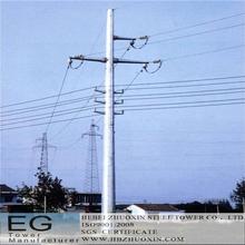 Poste de energía eléctrica