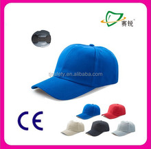 2015 fashion America style 6 panel baseball cap, safety helmet for petroleum, safety helmet