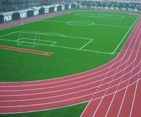 Guangzhou tartan running tracks outdoor sports flooring